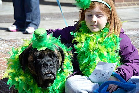 Ballyshaners Fun Dog Show